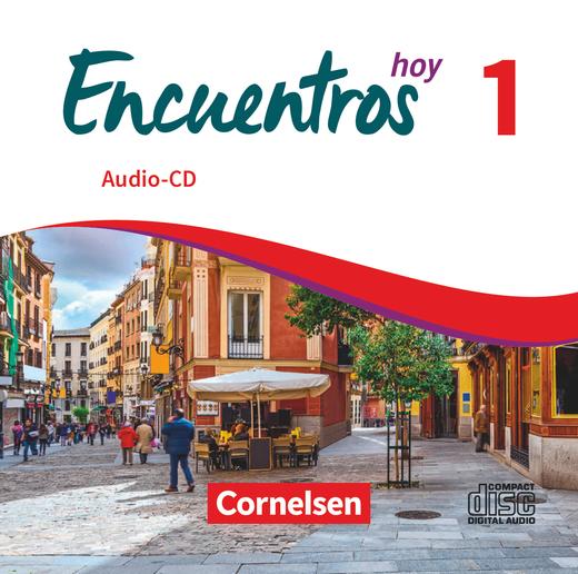 Encuentros - Audio-CDs - Band 1