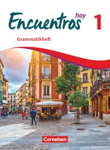 Encuentros - Grammatikheft - Band 1