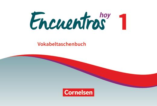 Encuentros - Vokabeltaschenbuch - Band 1