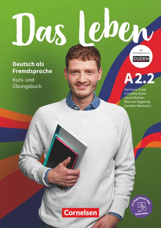 Das Leben - Kurs- und Übungsbuch - A2: Teilband 2