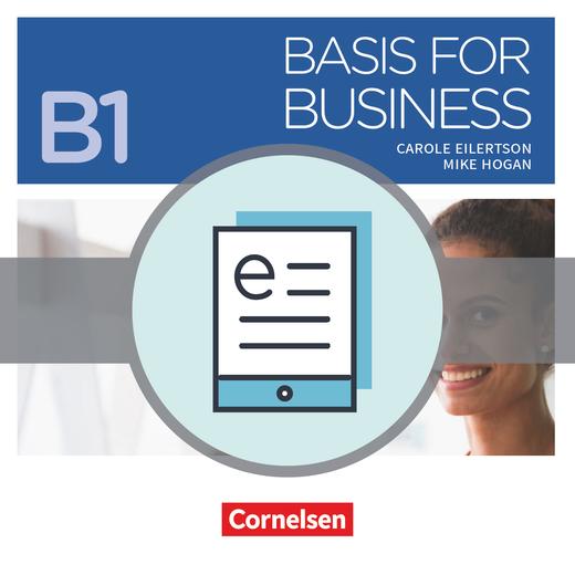Basis for Business - Kursbuch als E-Book - B1