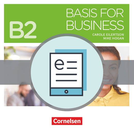 Basis for Business - Kursbuch als E-Book - B2