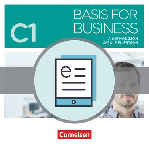 Basis for Business - Kursbuch als E-Book - C1