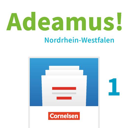 Adeamus! - Vokabeltrainer-App: Wortschatztraining - Band 1