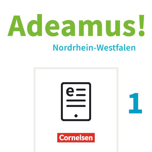 Adeamus! - Texte und Übungen als E-Book - Band 1