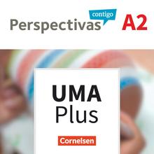 Perspectivas contigo - Unterrichtsmanager Plus - mit Download für Offline-Nutzung - A2