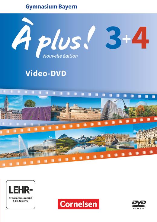 À plus ! - Video-DVD - Band 3 und 4