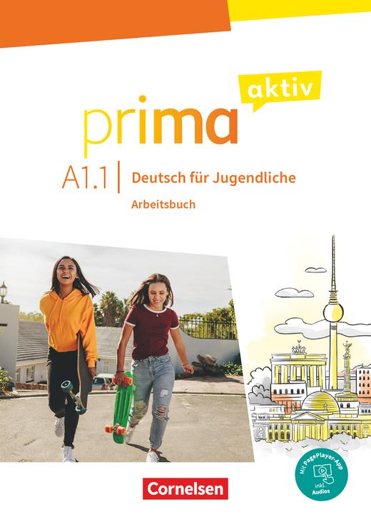 Prima aktiv - Arbeitsbuch - A1: Band 1