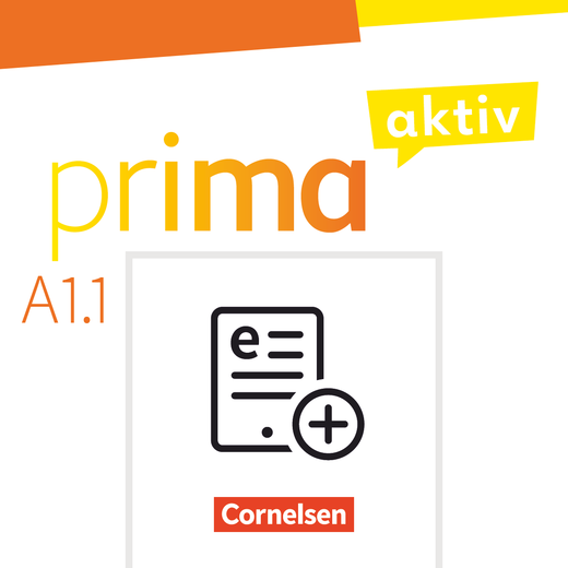Prima aktiv - Kursbuch als E-Book - A1: Band 1