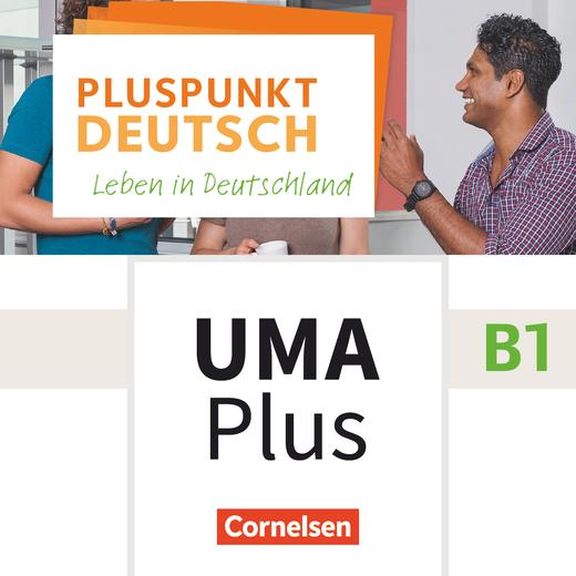 Pluspunkt Deutsch - Leben in Deutschland - Unterrichtsmanager Plus - mit Download für Offline-Nutzung - B1: Gesamtband