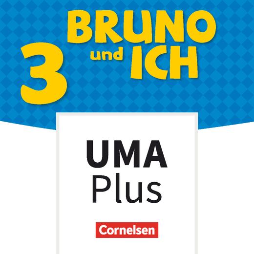 Bruno und ich - Unterrichtsmanager Plus - mit Download für Offline-Nutzung - Band 3