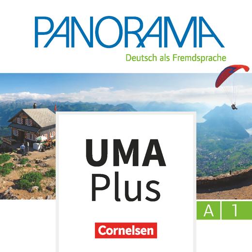 Panorama - Unterrichtsmanager Plus - mit Download für Offline-Nutzung - A1: Gesamtband