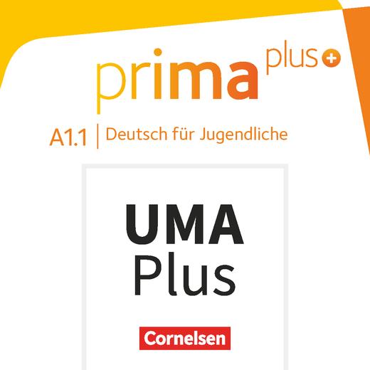Prima plus - Unterrichtsmanager Plus - mit Download für Offline-Nutzung - A1: Band 1