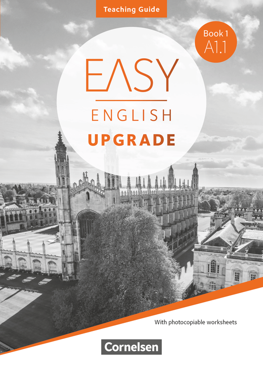 Easy English Upgrade - Teaching Guide - Book 1: A1.1