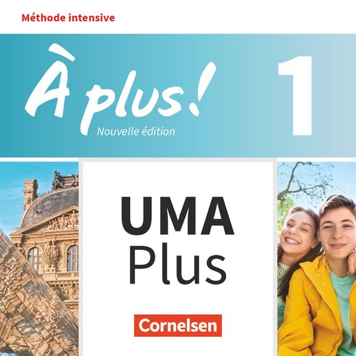 À plus ! - Unterrichtsmanager Plus - mit Download für Offline-Nutzung - Band 1