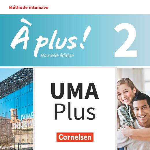 À plus ! - Unterrichtsmanager Plus - mit Download für Offline-Nutzung - Band 2