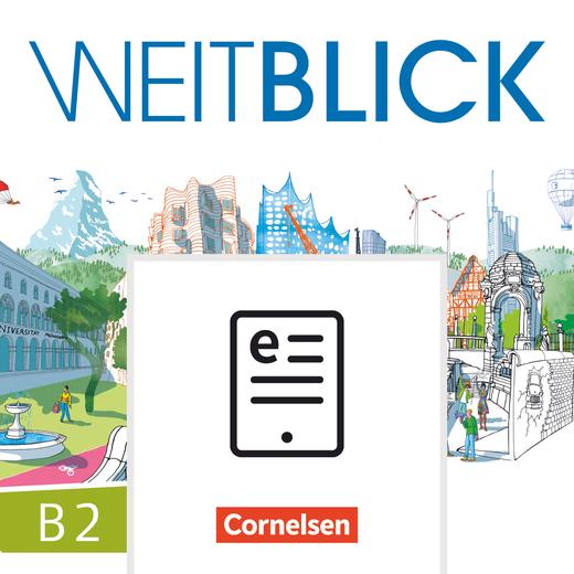 Weitblick - Übungsbuch als E-Book - B2: Gesamtband