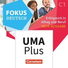 Fokus Deutsch - Erfolgreich in Alltag und Beruf - Unterrichtsmanager Plus - mit Download für Offline-Nutzung - C1