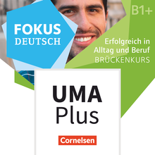 Fokus Deutsch - Erfolgreich in Alltag und Beruf: Brückenkurs - Unterrichtsmanager Plus - mit Download für Offline-Nutzung - B1+