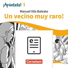 ¡Apúntate! - Un vecino muy raro - E-Book (ePUB) - Band 1