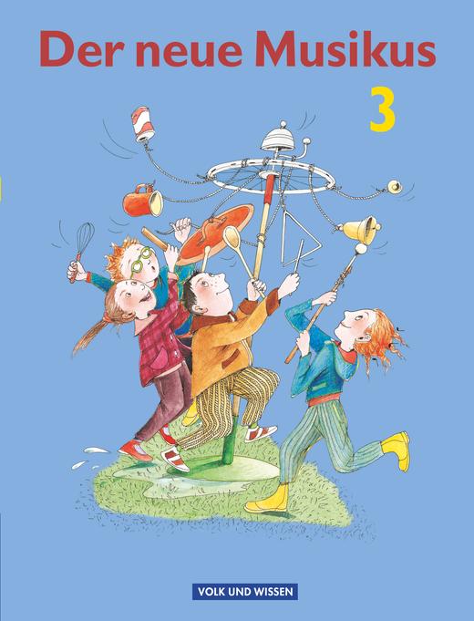 Der neue Musikus - Ausgabe 2004 - Schülerbuch - 3. Schuljahr