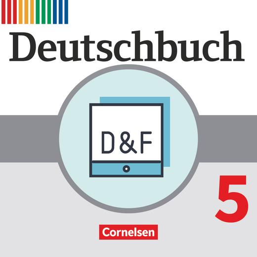 Deutschbuch Gymnasium - Diagnose und Fördern online - 5. Schuljahr