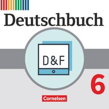 Deutschbuch Gymnasium - Diagnose und Fördern online - 6. Schuljahr