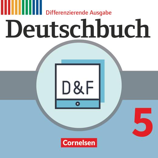 Deutschbuch - Diagnose und Fördern online - 5. Schuljahr