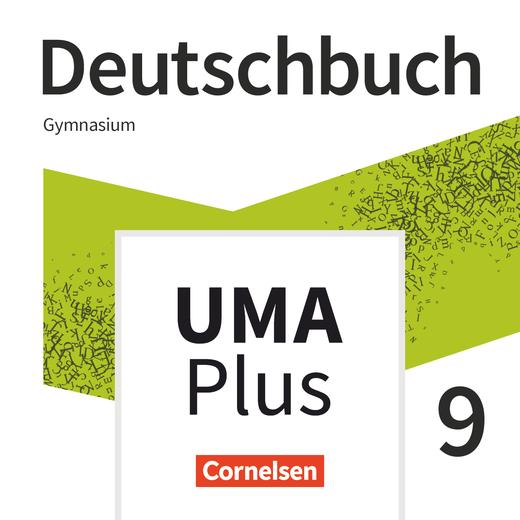 Deutschbuch Gymnasium - Unterrichtsmanager Plus - mit Download für Offline-Nutzung - 9. Schuljahr