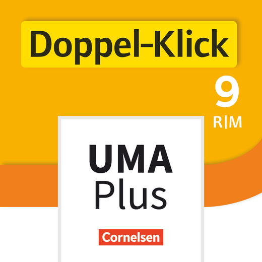 Doppel-Klick - Unterrichtsmanager Plus - mit Download für Offline-Nutzung - R- und M-Klassen - 9. Jahrgangsstufe