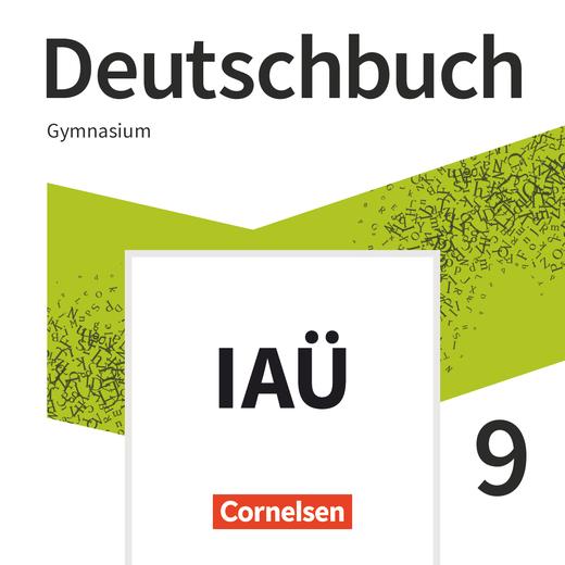 Deutschbuch Gymnasium - Interaktive Übungen als Ergänzung zum Arbeitsheft - 9. Schuljahr