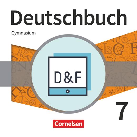 Deutschbuch Gymnasium - Diagnose und Fördern online - 7. Schuljahr