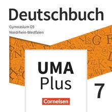Deutschbuch Gymnasium - Unterrichtsmanager Plus online - 7. Schuljahr