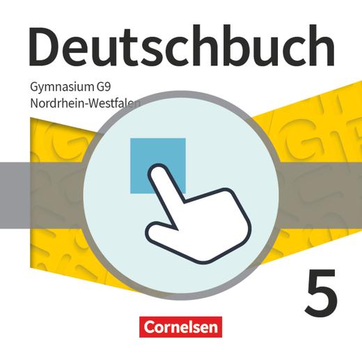 Deutschbuch Gymnasium - Interaktive Übungen als Ergänzung zum Arbeitsheft - 5. Schuljahr