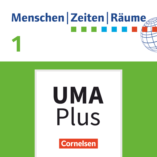 Menschen-Zeiten-Räume - Unterrichtsmanager Plus - mit Download für Offline-Nutzung - 5./6. Schuljahr