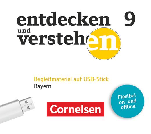 Entdecken und verstehen - Vom Imperialismus bis zum Nationalsozialismus - Unterrichtsmanager Plus auf USB-Stick - 9. Jahrgangsstufe