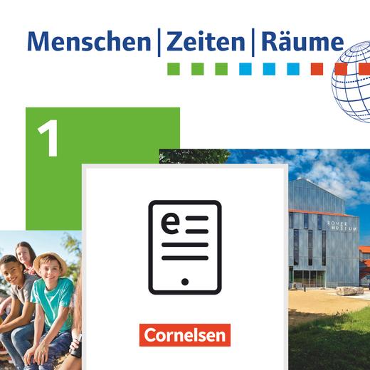 Menschen-Zeiten-Räume - Schülerbuch als E-Book - 5./6. Schuljahr
