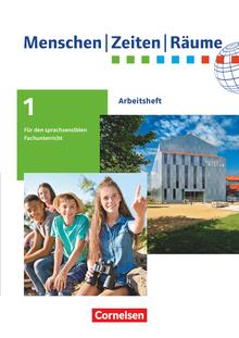 Menschen-Zeiten-Räume - Arbeitsbuch für Gesellschaftslehre - Nordrhein-Westfalen ab 2021