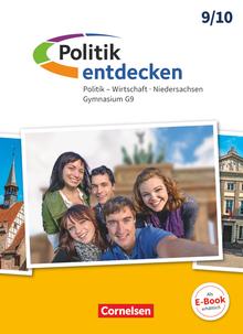 Politik entdecken - Gymnasium Niedersachsen - G9