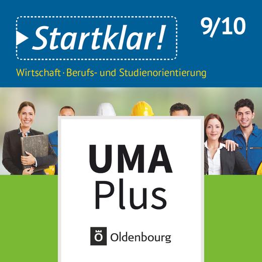Startklar! - Unterrichtsmanager Plus - mit Download für Offline-Nutzung - 9./10. Schuljahr
