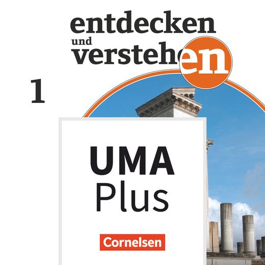 Entdecken und verstehen - Unterrichtsmanager Plus online (Demo 90 Tage) - Band 1: 6. Schuljahr