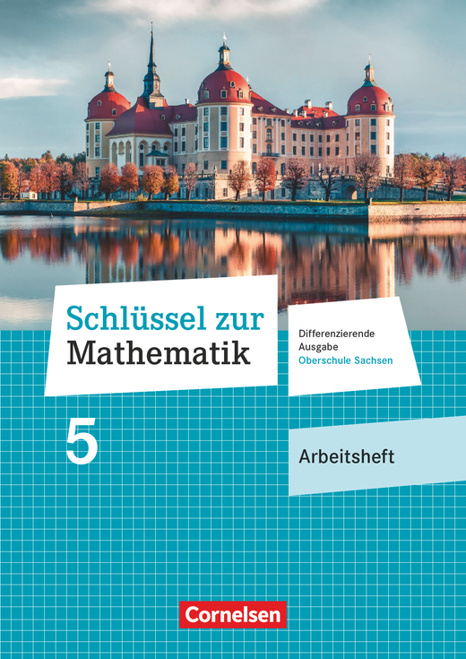 Schlüssel zur Mathematik - Arbeitsheft mit Lösungsbeileger - 5. Schuljahr