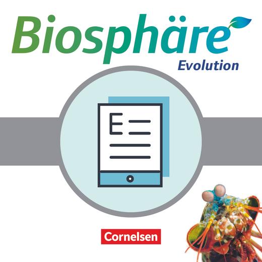 Biosphäre Sekundarstufe II - Evolution - Schülerbuch als E-Book
