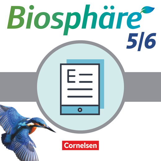 Biosphäre Sekundarstufe I - Schülerbuch als E-Book - 5./6. Schuljahr: BNT - Biologie