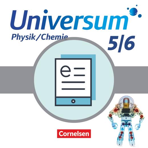 Universum Physik - Schülerbuch als E-Book - 5./6. Schuljahr - Physik/Chemie