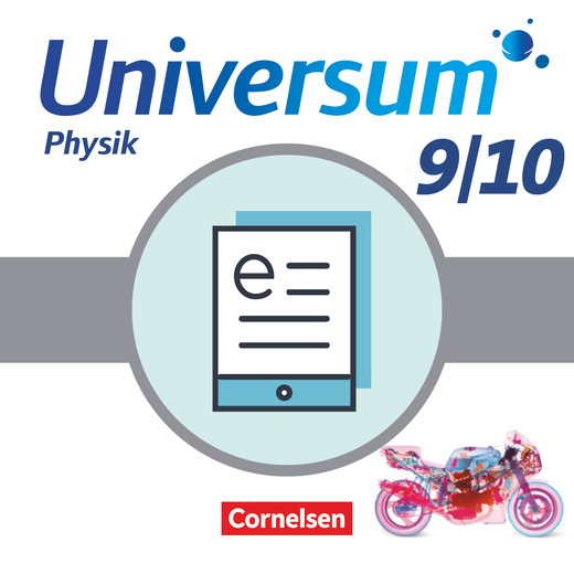 Universum Physik - Schülerbuch als E-Book - 9./10. Schuljahr