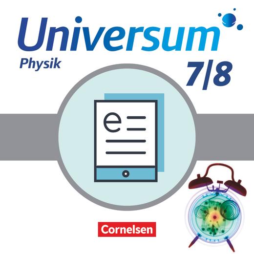 Universum Physik - Schülerbuch als E-Book - 7./8. Schuljahr