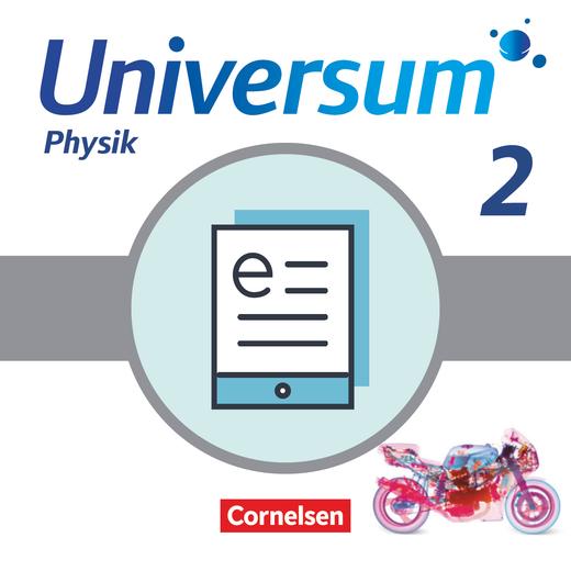 Universum Physik - Schülerbuch als E-Book - Band 2