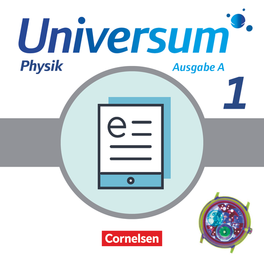 Universum Physik - Schülerbuch als E-Book - Band 1