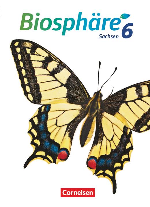 Biosphäre Sekundarstufe I - Schülerbuch - 6. Schuljahr